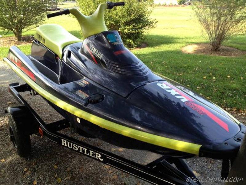 94 pro vxr rh stealthman com 1994 Yamaha Pro VXR Jet Ski Tricks 1994 Yamaha Waverunner